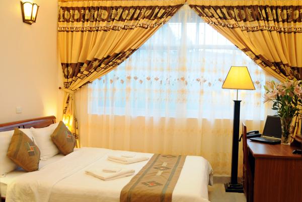Drap khách sạn mẫu 7