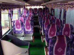 Áo ghế xe khách 16 chỗ ford transit