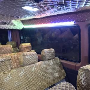 Băng ghế 3 xe Mercedet Benz