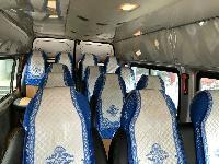 Áo ghế xe khách 25 chỗ ngồi (county)