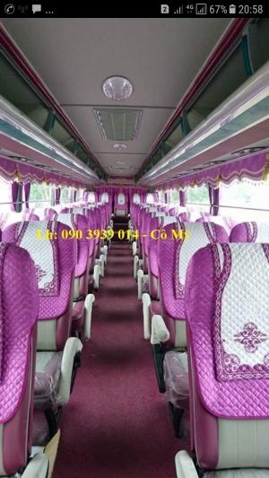 Áo trùm ghế xe du lịch 16 chỗ ford transit