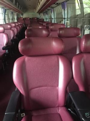Đầu ghế xe Becamex
